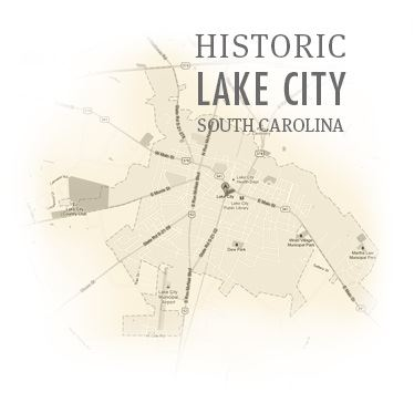 Lake City Map