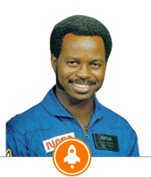Ronald E. McNair, Ph.D.
