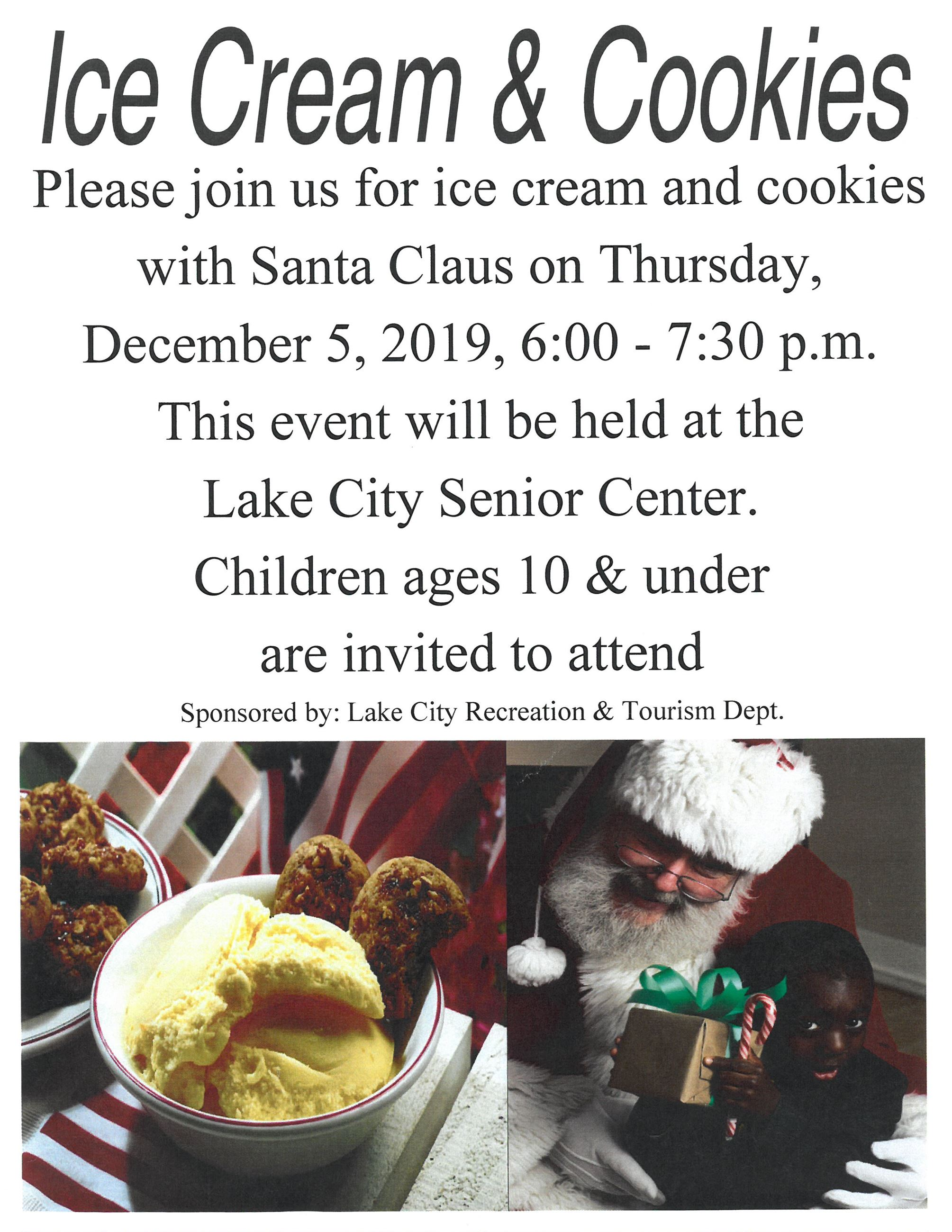 Ice Cream n Cookies 12.5.2019