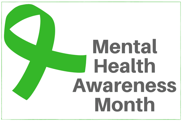 National Mental Health Awareness Month  5.2020