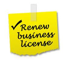 Business License Renewal Extension  7.19.2020